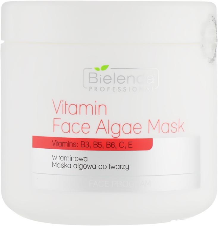 Витаминная альгинатная маска для лица - Bielenda Professional Program Face Vitamin Face Algae Mask