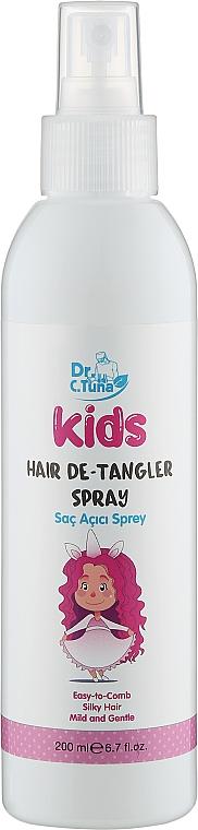 Детский спрей для волос - Farmasi Dr.Tuna Kids