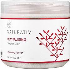 Духи, Парфюмерия, косметика Ревитализирующий скраб - Naturativ Revitalising Body Sugar Scrub