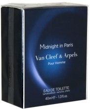 Духи, Парфюмерия, косметика Van Cleef & Arpels Midnight in Paris - Туалетная вода