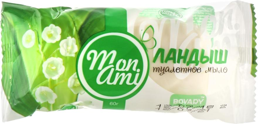 """Мыло """"Ландыш"""" - Мыловаренные традиции Bovary Mon Ami — фото N1"""