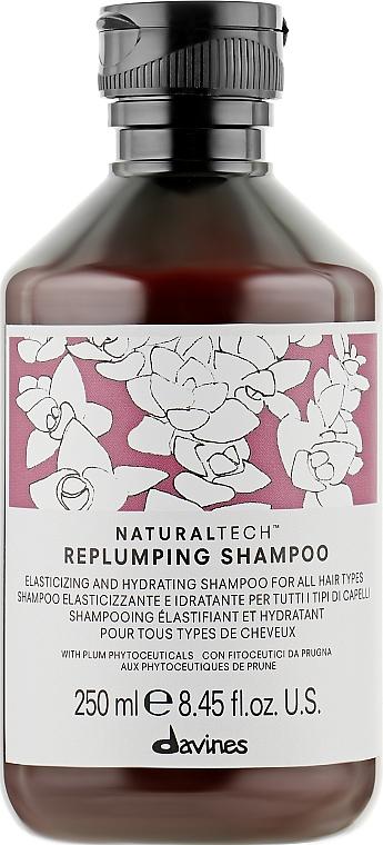 Ущільнюючий шампунь - Davines Replumping Shampoo — фото N3