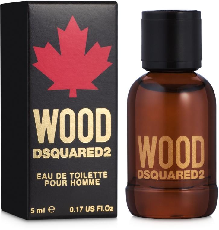 Dsquared2 Wood Pour Homme - Туалетная вода (мини)