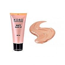 Духи, Парфюмерия, косметика Тональный крем для лица - Kobo Professional Mat Make Up