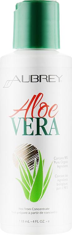 Тоник для лица и тела - Aubrey Organics Pure Aloe Vera