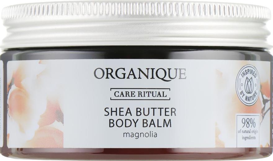 """Бальзам для тела """"Магнолия"""" - Organique Shea Butter Body Balm Magnolia"""