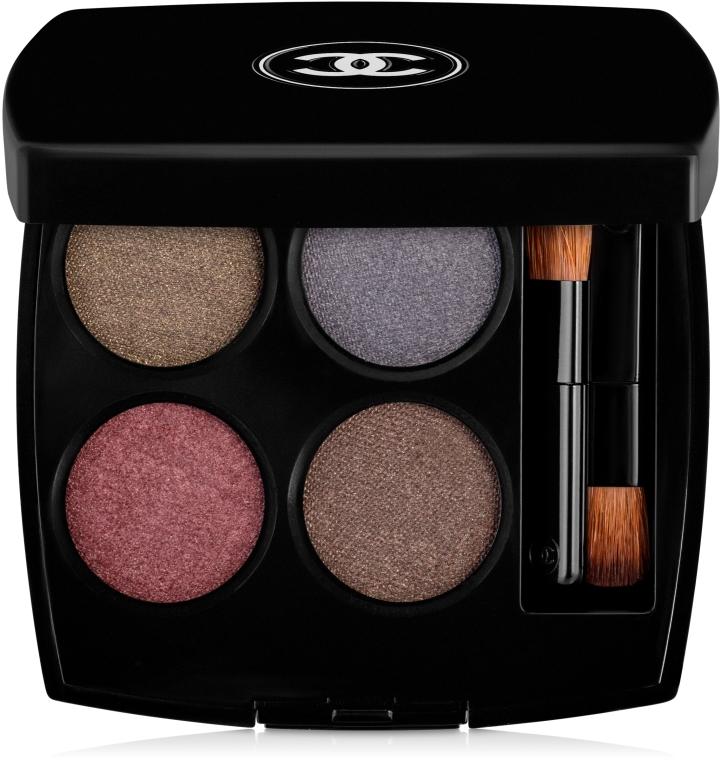 """Тени для век """"Множество эффектов"""" - Chanel Les 4 Ombres Multi-Effect Quadra Eyeshadow"""