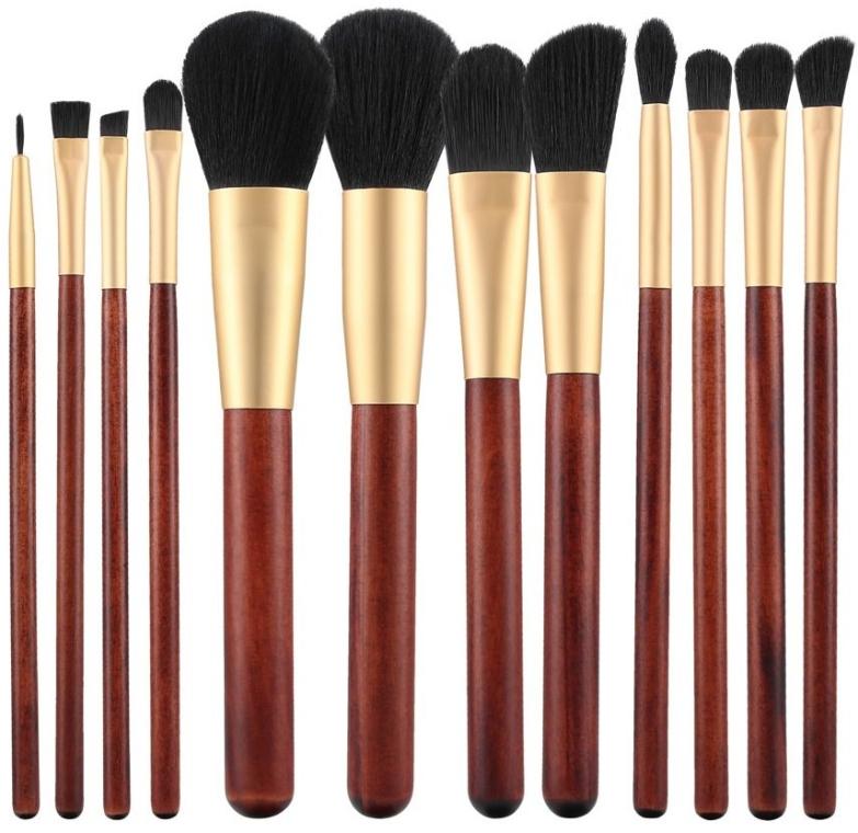 Набор кистей для макияжа, 12 шт - Tools For Beauty
