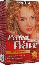 Духи, Парфюмерия, косметика Средство для химической завивки, сильная фиксация - Venita Perfect Wave