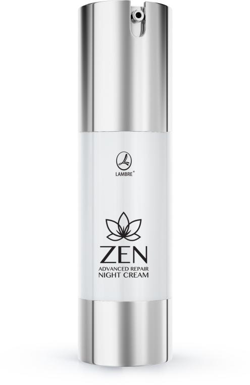 Интенсивный восстанавливающий ночной крем для лица - Lambre Zen