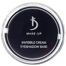 Парфумерія, косметика База для повік, кремова, прозора - Kodi Professional Invisible Cream Eyeshadow Base