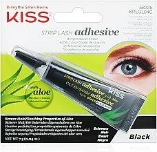 Духи, Парфюмерия, косметика Клей для накладных ресниц с алое - Kiss Strip Lash Adhesive Black