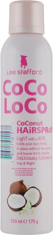 Спрей для укладки волос - Lee Stafford Coco Loco Coconut Hairsprey
