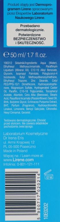 Зимовий захисний крем для обличчя SPF 20 - Lirene Full Active protection Cream for Winter SPF 20 — фото N3