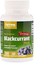 Духи, Парфюмерия, косметика Пищевые добавки - Jarrow Formulas Blackcurrant 200mg