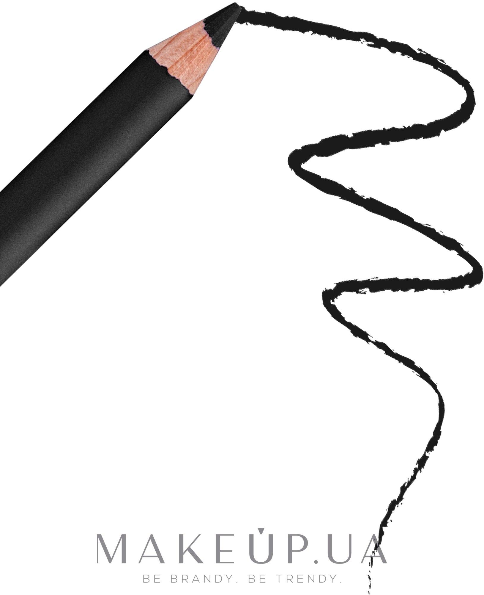Контурный карандаш для глаз - Constance Carroll Kohl Eyeliner Pencil — фото 01 - Black