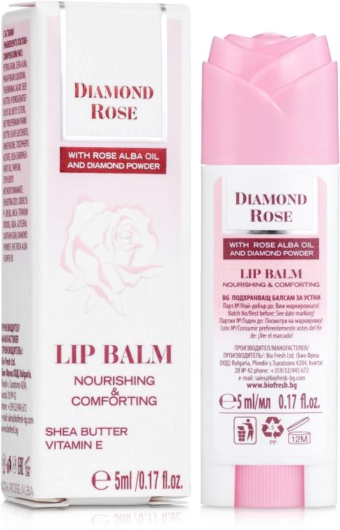Бальзам для губ - BioFresh Diamond Rose Lip Balm