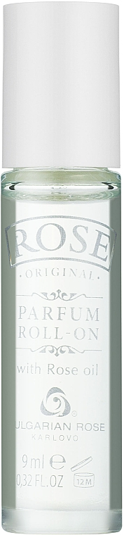 Bulgarian Rose Rose - Роликовые духи