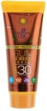 Духи, Парфюмерия, косметика Солнцезащитный крем для лица - TBC Extreme Protection Sun Screen Cream SPF30