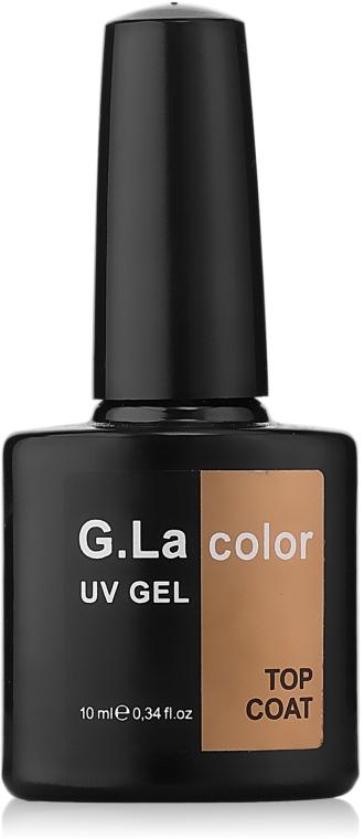 Закрепитель гель лака - G. Lacolor UV Gel Top Coat