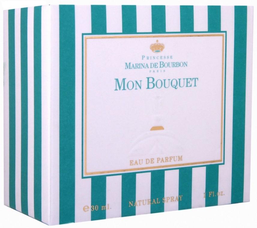 Marina de Bourbon Mon Bouquet - Парфюмированная вода