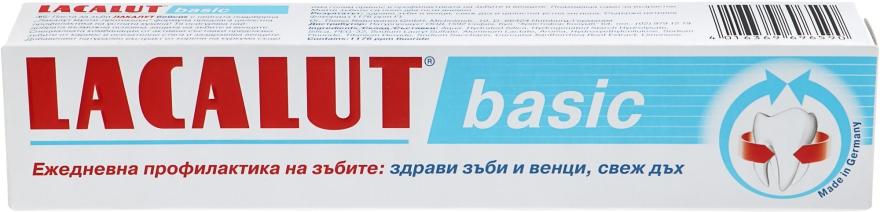 "Зубная паста ""Basic"" - Lacalut"