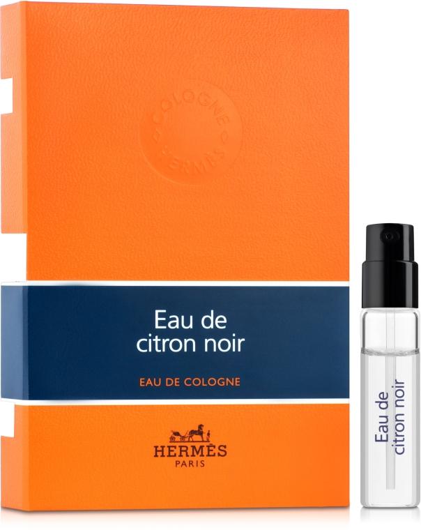 Hermes Hermessence Eau De Citron Noir - Одеколон (пробник)