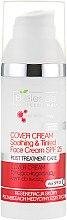 Тонирующий крем для лица - Bielenda Professional Face Program Cover Cream Soothing Tinted Face Cream SPF 25 — фото N1