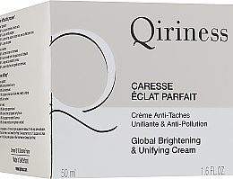 Духи, Парфюмерия, косметика Комплексный отбеливающий крем для лица - Qiriness Global Brightening & Unifying Cream