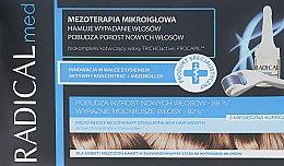 Духи, Парфюмерия, косметика Мезотерапия для стимуляции роста волос - Farmona Radical Med Microneedle