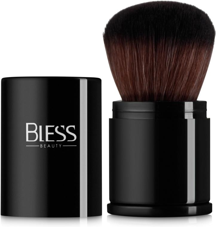 Кисть №12 кабуки для пудры - Bless Beauty Brush