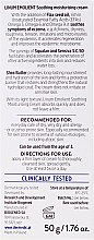 Крем для лица - Dermedic Linum Emolient Soothing Moisturizing Cream — фото N2
