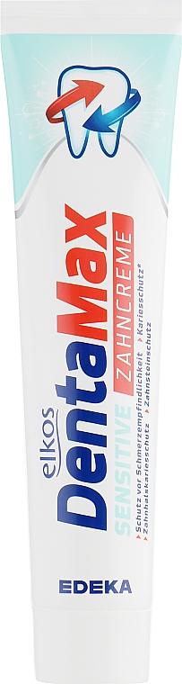 Зубная паста для чувствительных зубов - Elkos Dental Sensitiv
