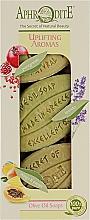 Духи, Парфюмерия, косметика Подарочный набор - Aphrodite Uplifitng Aromas (soap/3x100g)