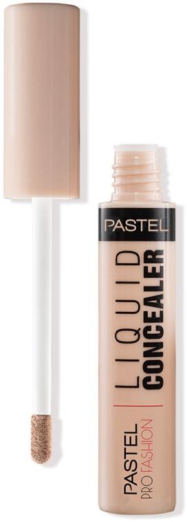 Жидкий консилер - Unice Liquid Concealer Pastel