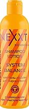 Духи, Парфюмерия, косметика Шампунь-лосьон для жирных волос с прополисом и экстрактом чабреца - Nexxt Professional Shampoo-Lotion SystemBalance