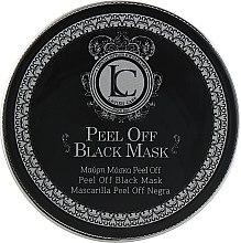 Духи, Парфюмерия, косметика Пилинговая черная маска для лица для мужчин - Lavish Care Peel Off Black Mask