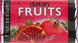 """Духи, Парфюмерия, косметика Туалетное мыло """"Гранат"""" - Dalan Fruits Soap"""