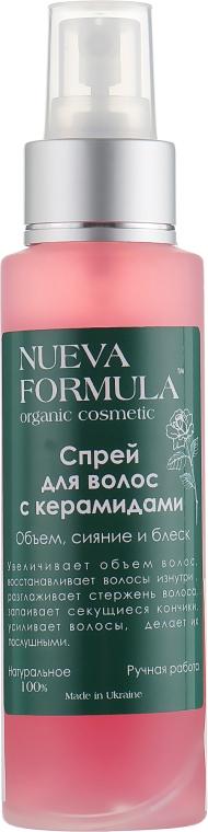 Nueva Formula - Спрей для волос с керамидами: купить по лучшей цене в Украине   Makeup.ua