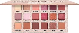 Духи, Парфюмерия, косметика Палетка теней для век - Beauty Glazed Perfect Mix Eyeshadow Palette