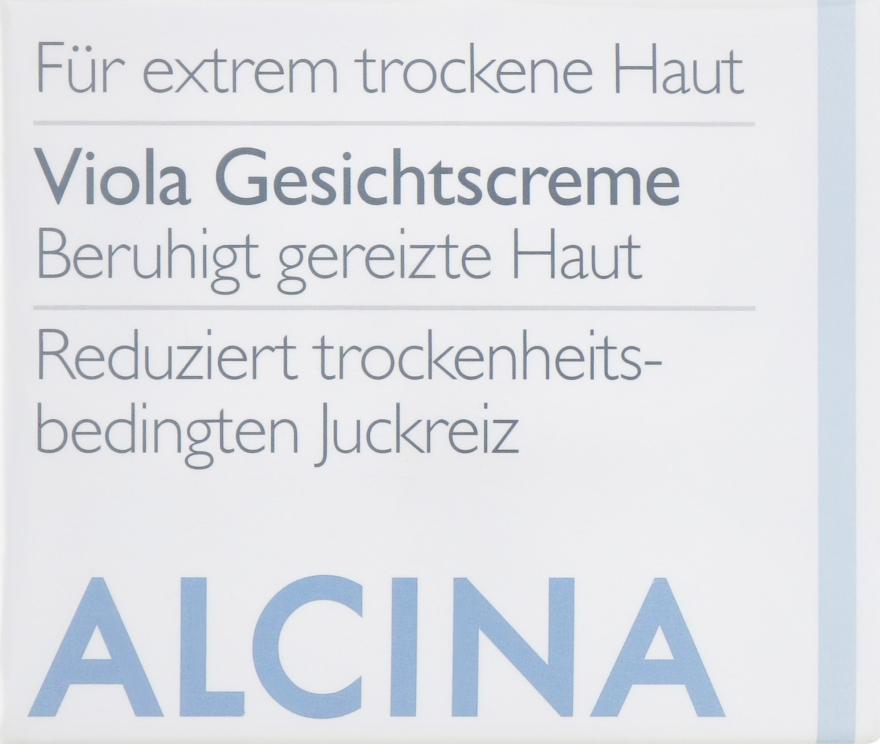 Крем для лица Виола - Alcina T Facial Cream Viola