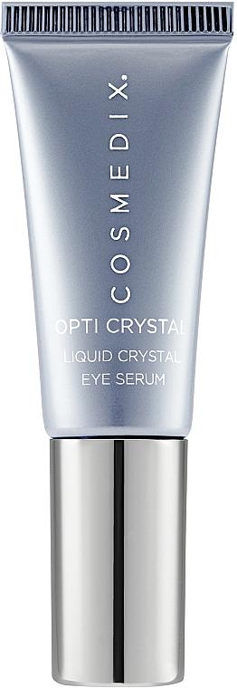 Сыворотка для кожи вокруг глаз с жидкими кристаллами - Cosmedix Opti Crystal Liquid Crystal Eye Serum