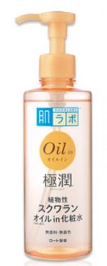 Увлажняющий лосьон для лица с маслом сквалан - Hada Labo Gokujyun Oil in Lotion