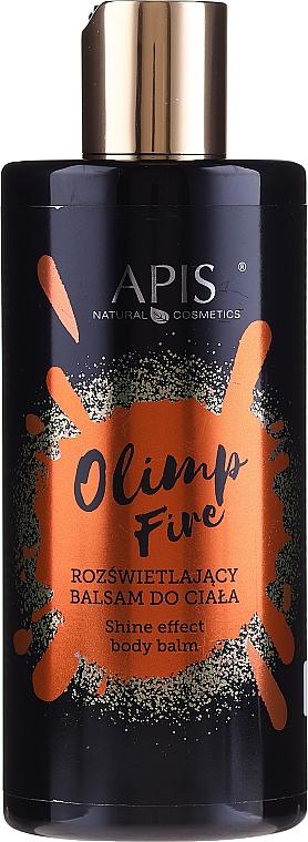 Восстанавливающий лосьон для тела - Apis Professional Olimp Fire Body Balm