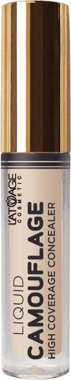 Консилер жидкий - Latuage Cosmetic Liquid Comouflage
