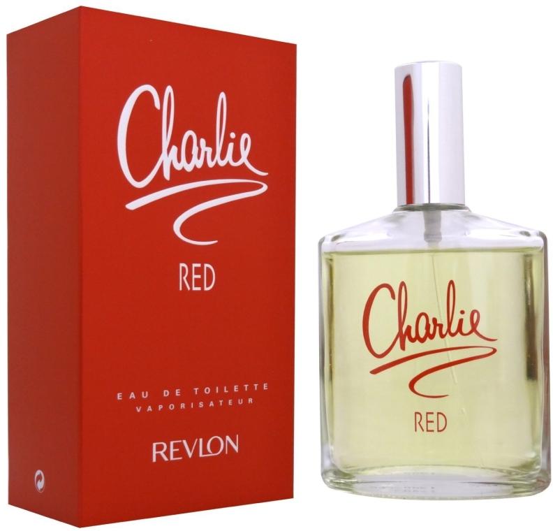 Revlon Charlie Red - Туалетная вода