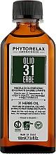 Смесь эфирных масел и экстрактов - Phytorelax Laboratories 31 Herbs Oil — фото N1