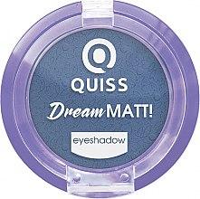Духи, Парфюмерия, косметика Тени для глаз - Quiss Dream Matt Eyeshadow