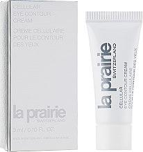 Духи, Парфюмерия, косметика Насыщенный крем для области вокруг глаз - La Prairie Cellular Radiance Eye Cream (пробник)