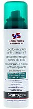 Духи, Парфюмерия, косметика Дезодорант для ног - Neutrogena Formula Norweska Spray
